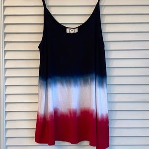 NWT Made in USA tank